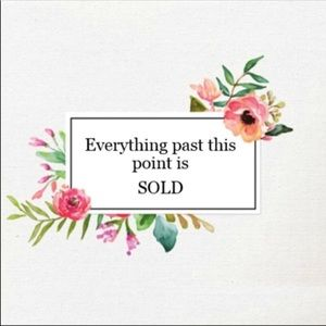 Other - 🌟SOLD🌟